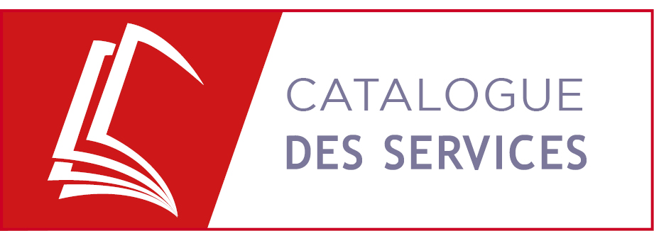 Le catalogue des services
