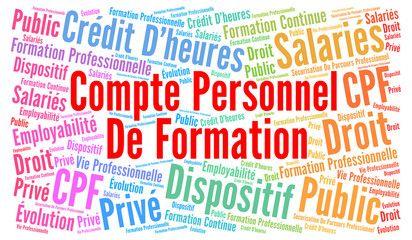 Cdg 35 Actualite Compte Personnel De Formation Cpf Attestation